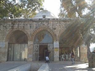 ציון קבר רבן גמליאל דיבנה