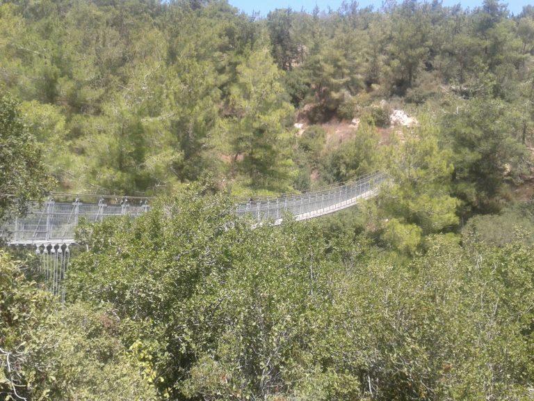 פארק הגשרים בנשר