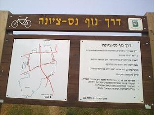 שמורת אירוס הארגמן נס ציונה - גן לאומי גבעות כורכר נס ציונה