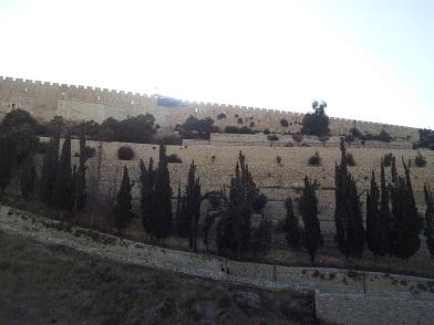 קברים בנחל קידרון