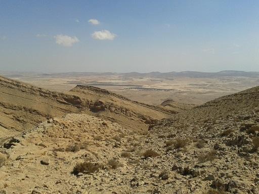 הכרבולת שביל ישראל