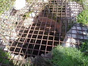 שביל הבארות ובורות המים בפארק בריטניה