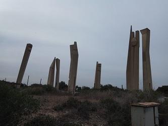 אנדרטה לנופלים בני חוף הכרמל