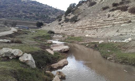 שביל ישראל מנצרת עילית לכפר חסידים