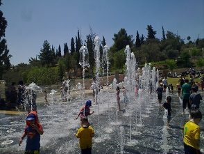 פארק טדי בירושלים