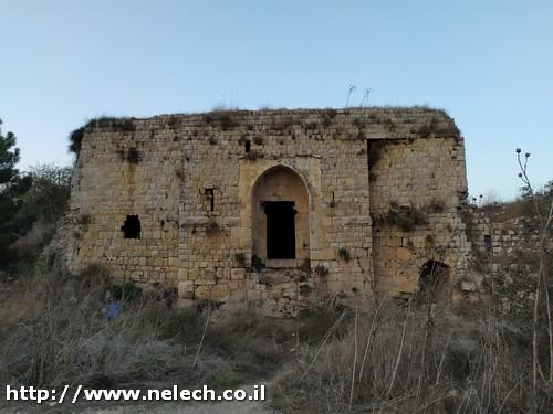 מצודת הונין ומצפור מרגליות