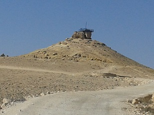 הר גמל במצפה רמון