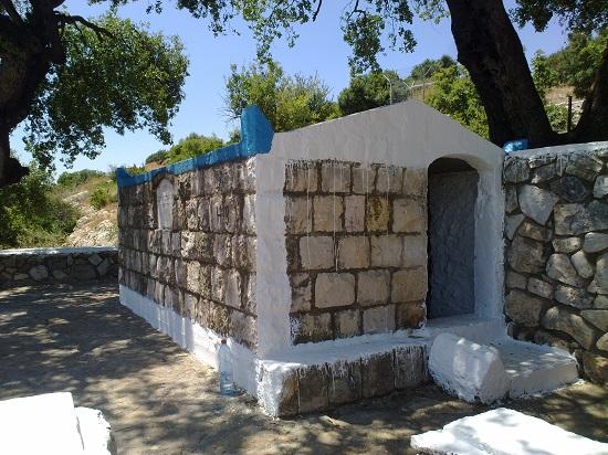 ציון הקבר של רבי אליעזר בן יעקב