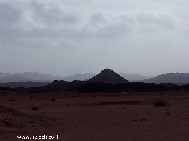 הר ארדון וגבעת חרוט