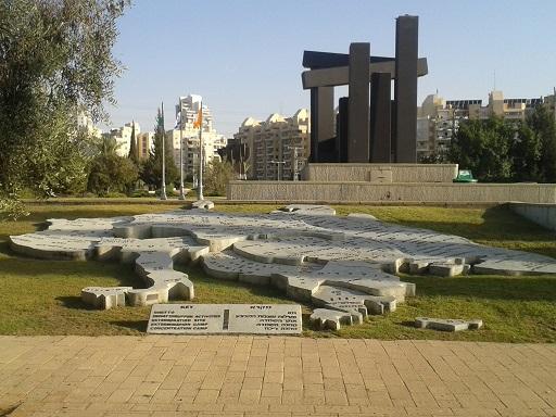 גן הזיכרון ראשון לציון33