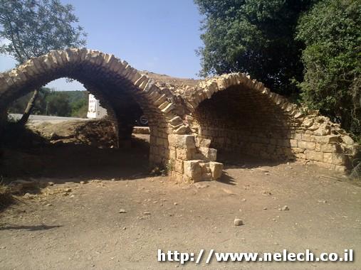 מגשר עלמה לחורבת חוממה על שביל ישראל