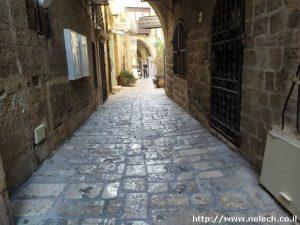 סיור ביפו העתיקה